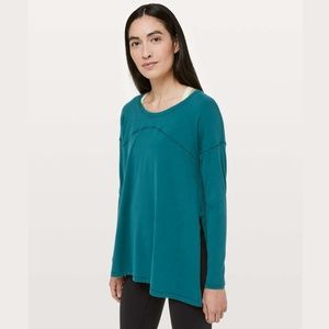 Lululemon Hit Unwind Long Sleeve